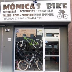 Monicas bike biciclette m laga spagna recensioni for Moises malaga