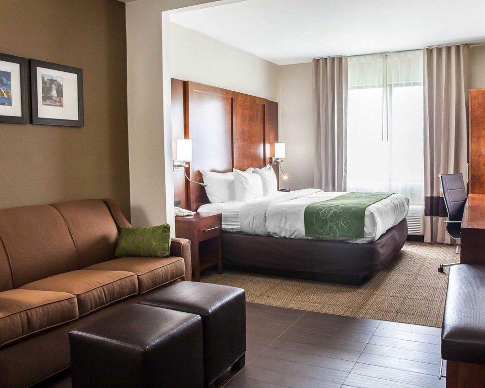 Comfort Suites: 1654 N Dupont Hwy, Dover, DE