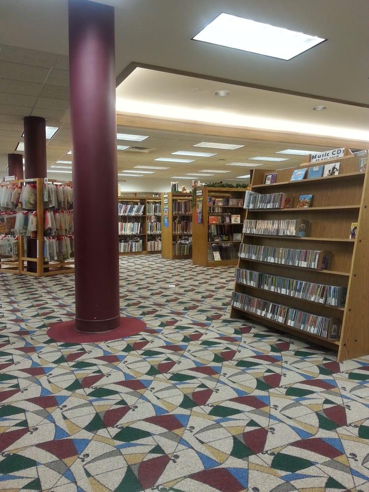 Davis County Library: 725 S Main St, Bountiful, UT