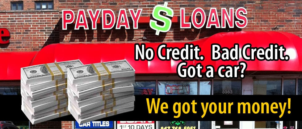 A Plus Title Payday Loans