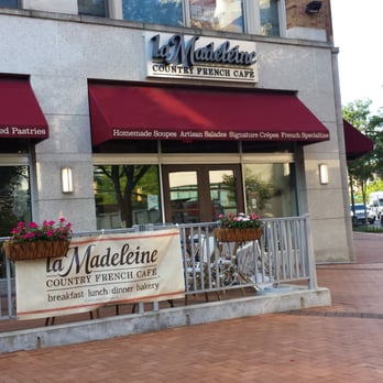 La Madeleine Country French Cafe Silver Spring Md