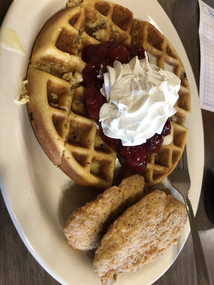 The Backwoods Cafe and Rest: 511 Talbutt St, Greenfield, MO