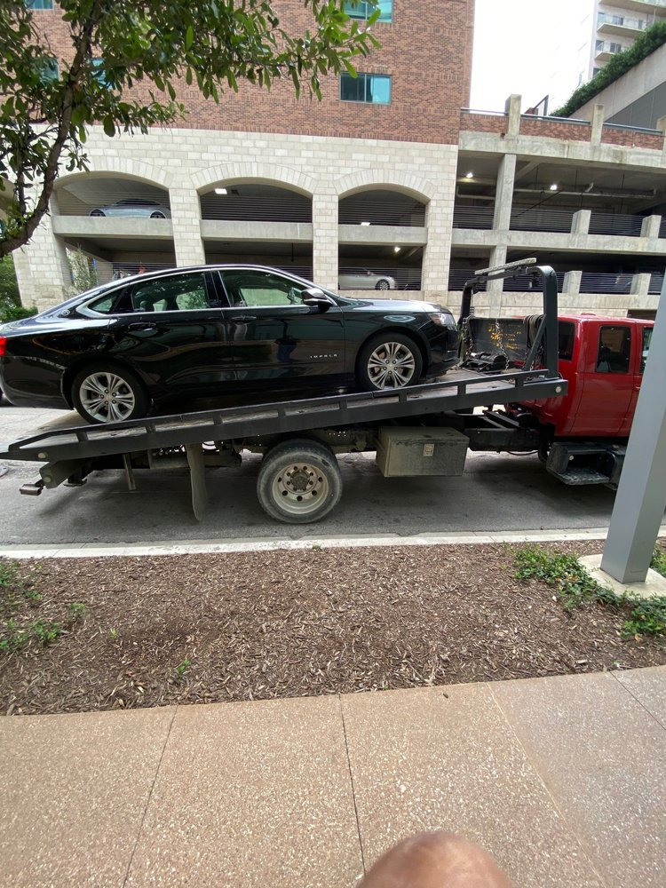 Baez Towing: 2403 Langford St, Dallas, TX