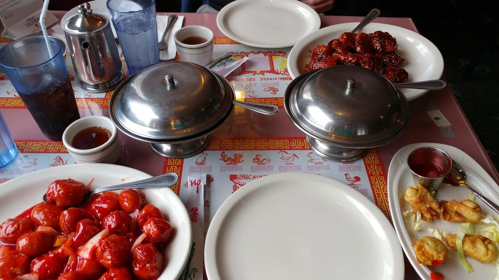 China Delight Restaurant & Lounge: 325 NW 2nd St, Corvallis, OR