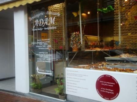 Boulangerie patisserie adam bakeries rue l opold i 525 for Miroir jette