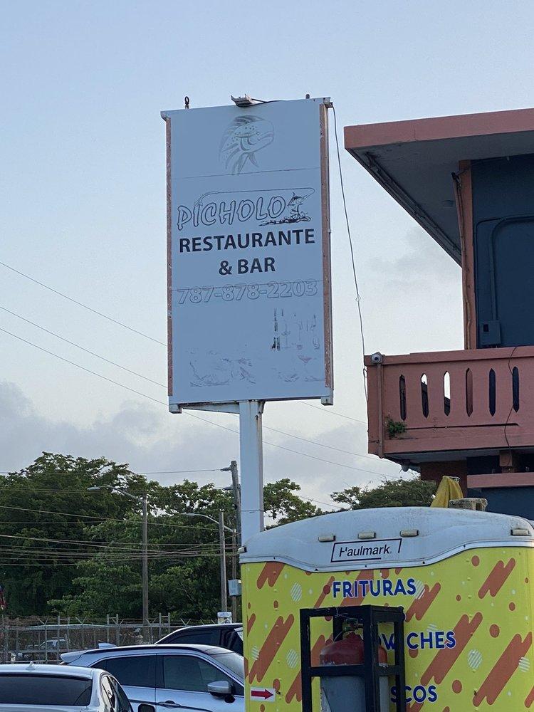 Picholo Restaurant & Bar: PR-681, Arecibo, PR