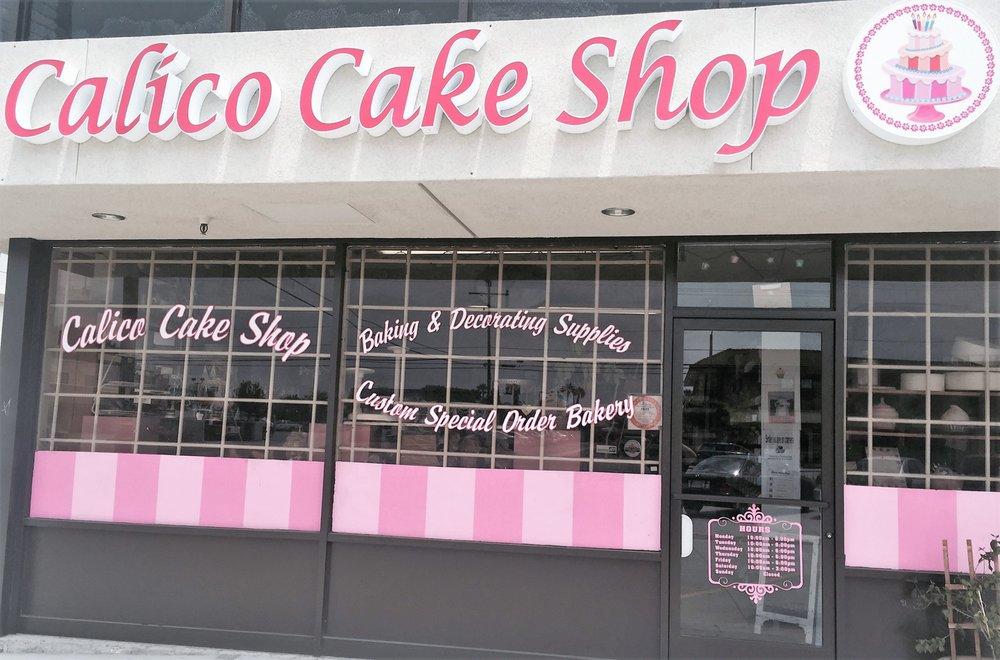 Calico Cake Shop Buena Park Ca