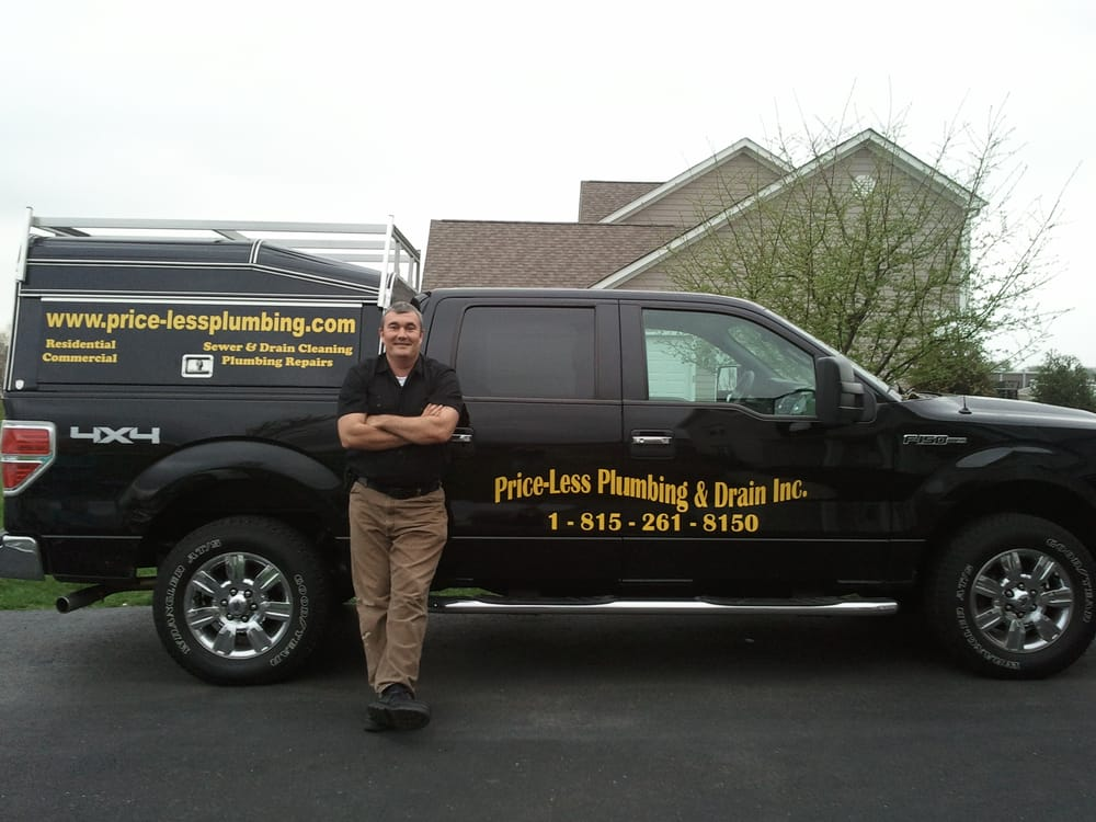 Price-Less Plumbing & Drain: 9140 Marissa Trl, Wonder Lake, IL