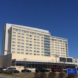 Photo Of Hilton Baltimore Bwi Airport Linthi Heights Md United States