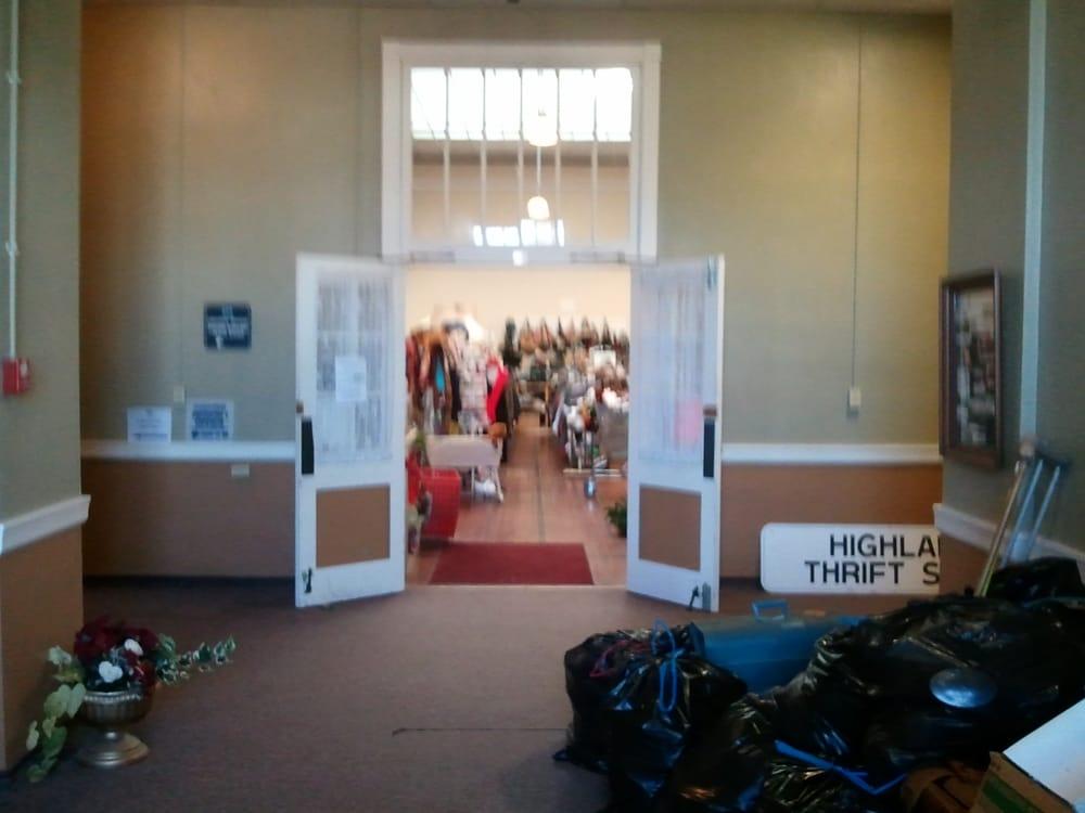 Highland Thrift Shop: Grantsville, MD