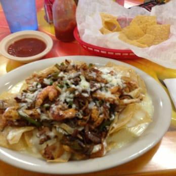 Ameca Mexican Restaurant Menu