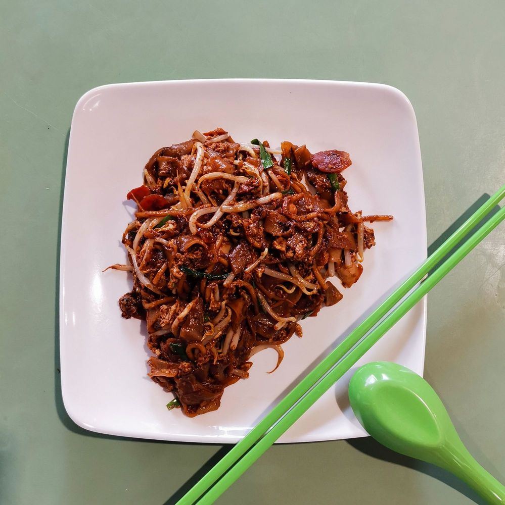 Hill Street Fried Kway Teow Singapore