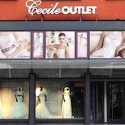 Cecile Outlet Geschlossen Brautmode Hochzeitsdeko