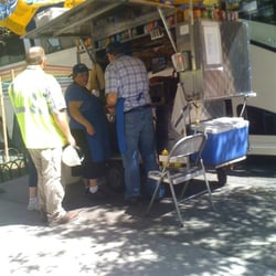Hot Dog Cart At South End Ave - 26 Reviews - Food Stands