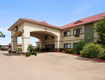 Days Inn by Wyndham Childress: 2220 Ave F Hwy 287, Childress, TX