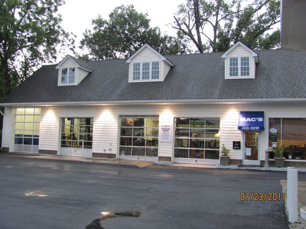 Mac's Service Center: 308 England St, Ashland, VA