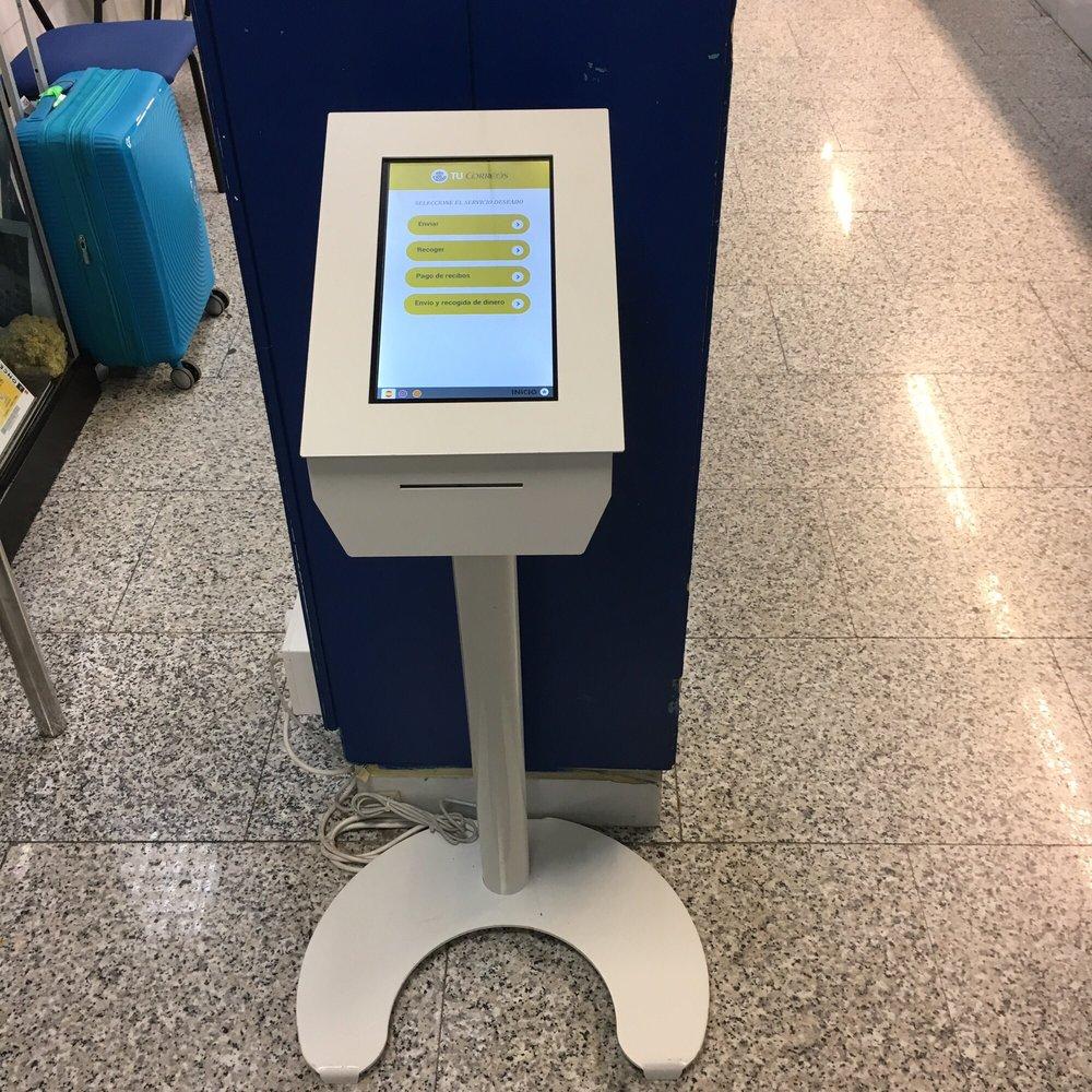 Correos oficinas de correos ronda de la universitat for Oficina correus barcelona