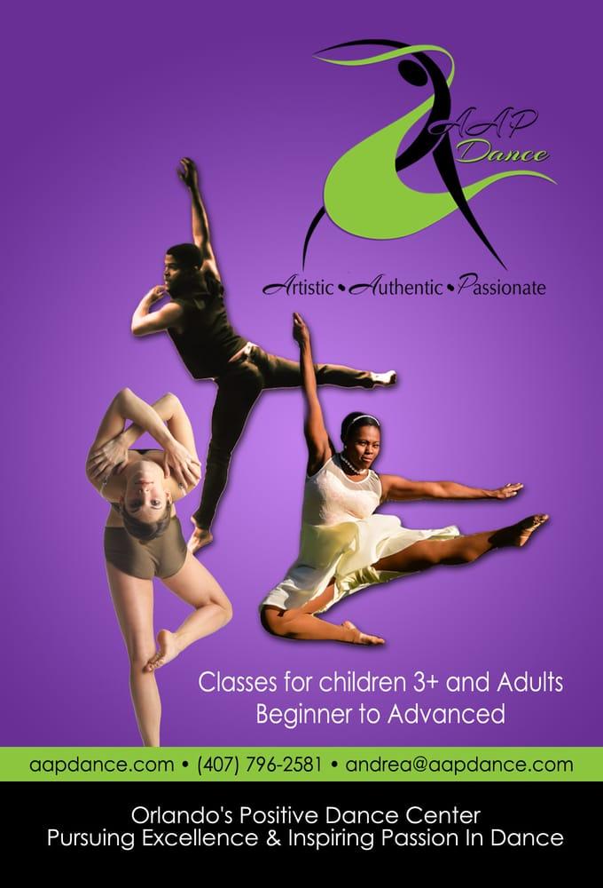 AAP Dance: 4300 Clarcona Ocoee Rd, Orlando, FL