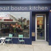 Photo Of East Boston Kitchen