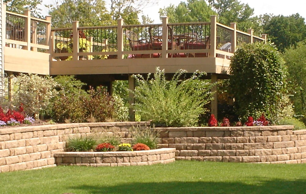 Tillman Landscaping: W1489 County Rd B, Sullivan, WI
