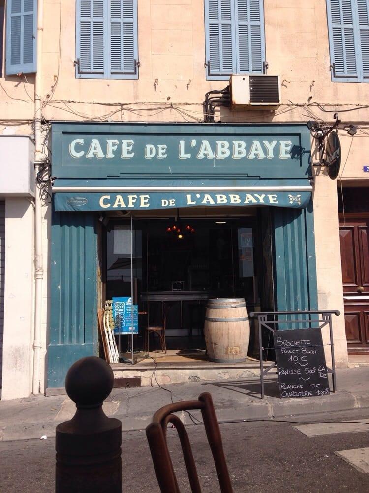 Restaurant Caf Ef Bf Bd De L Abbaye Marseille