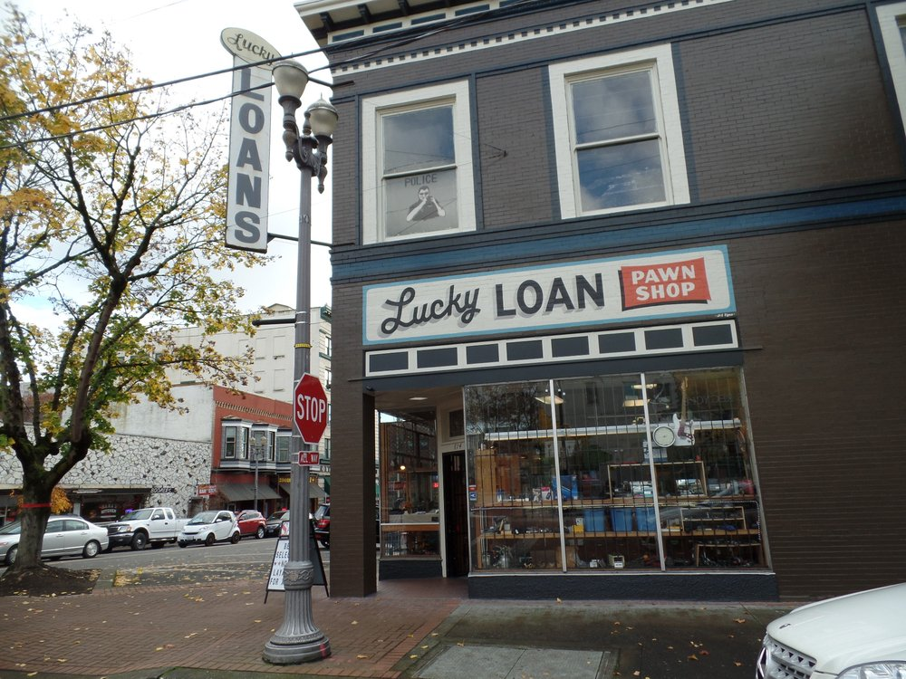 Lucky Loan Pawn Shop