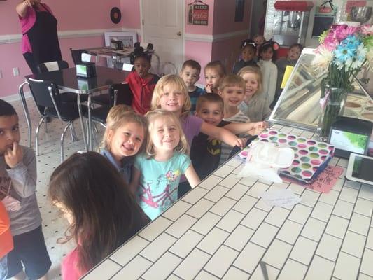 At The Scoop Ice Cream Shop 64 Fairfield Rd Villa Rica, GA
