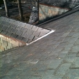 Photo Of DHI Roofing Contractor   Rockville, MD, United States. Slate  Repairs And