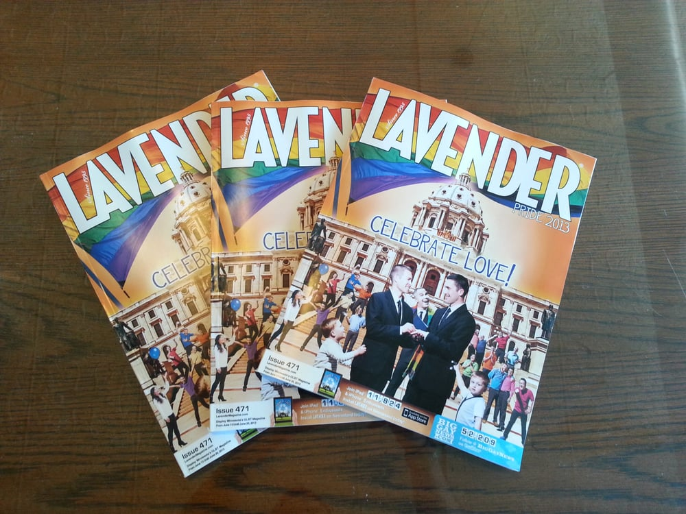 Lavender Media Inc