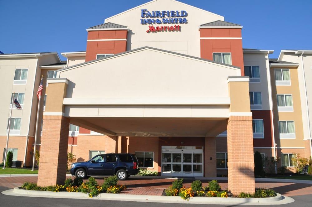 Fairfield Inn & Suites by Marriott Paducah: 3950 Coleman Crossing Cir, Paducah, KY