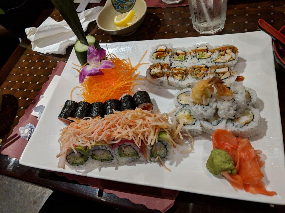 Crazy Sushi: 4320 Deer Wood Lake Pkwy, Jacksonville, FL