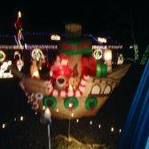Gaddy Family Christmas Light Extravaganza - 36 Photos - Festivals ...