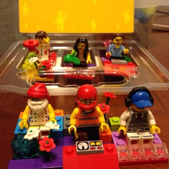 The Lego Store - 172 Photos & 71 Reviews - Toy Stores - 2130 ...