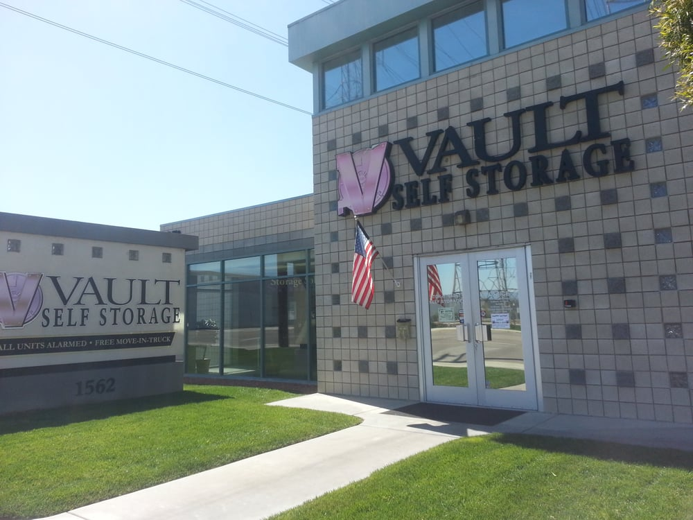 Stor It Vault Self Storage 1562 N Main St Orange Ca Phone Number Yelp
