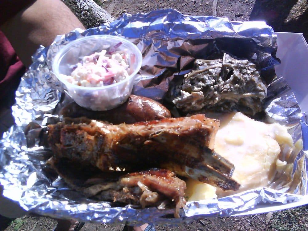 Tongan Food Plate Yelp