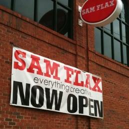 Sam Flax Art And Design Atlanta Ga
