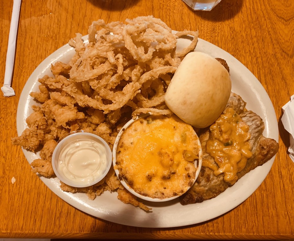 Mike's Seafood and Steakhouse: 919 N Lake Arthur Ave, Jennings, LA