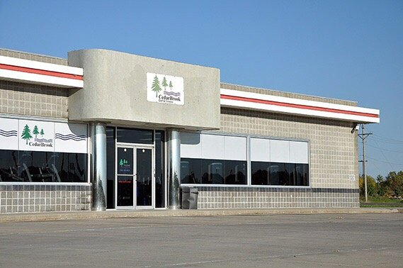 GreatLife Golf and Fitness - Cedarbrook: 1810 East St, Iola, KS