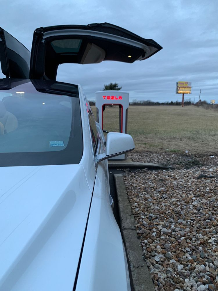 Tesla Supercharger: 2612 E Malone Ave, Sikeston, MO
