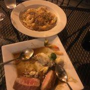 Crispy Duck With Photo Of Sawatdee Thai Restaurant Philadelphia Pa United States