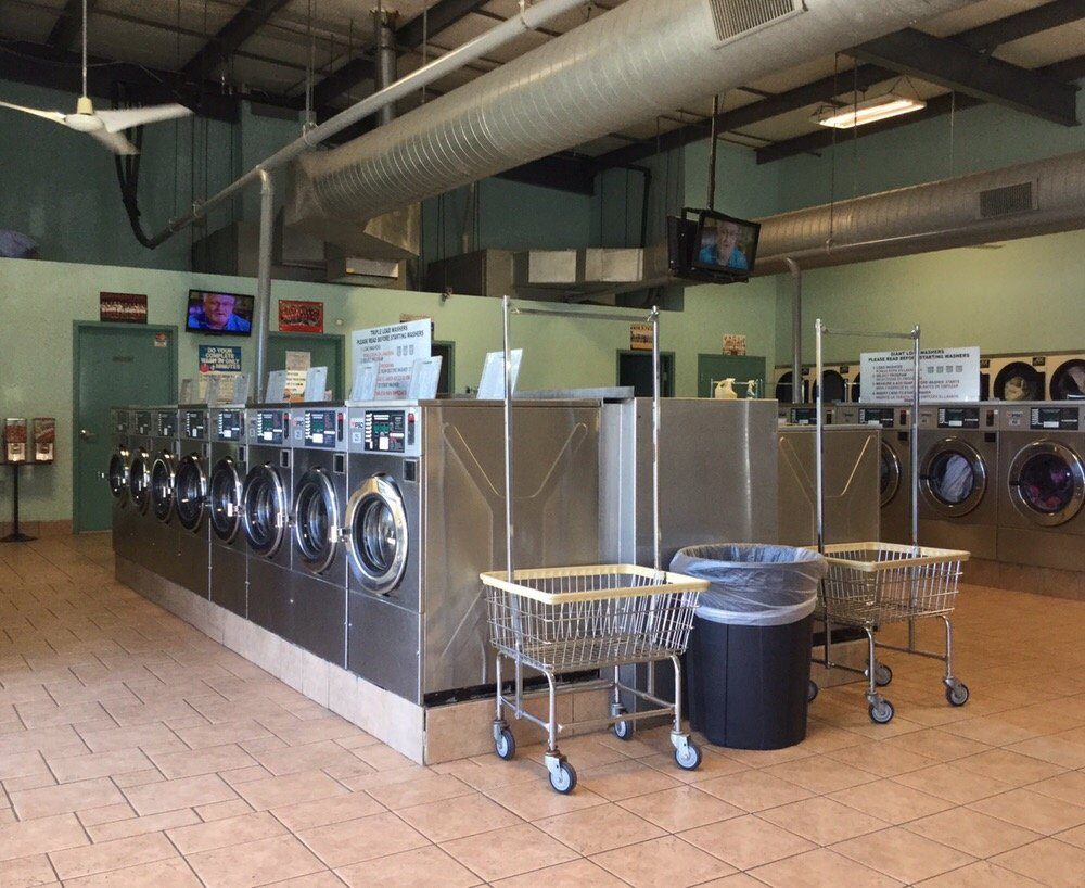 Wash-N-Dry Laundromats: 5311 50th St, Lubbock, TX