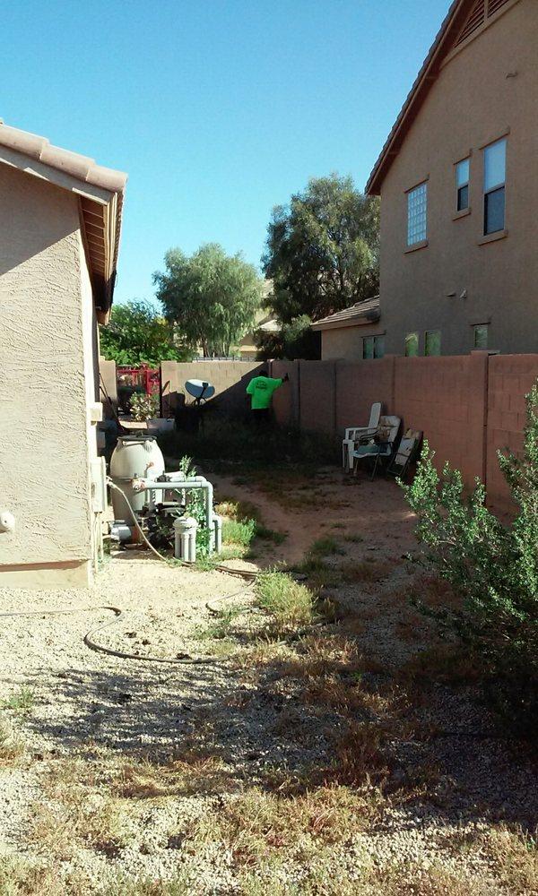 Salcedo's Landscaping: Casa Grande, AZ