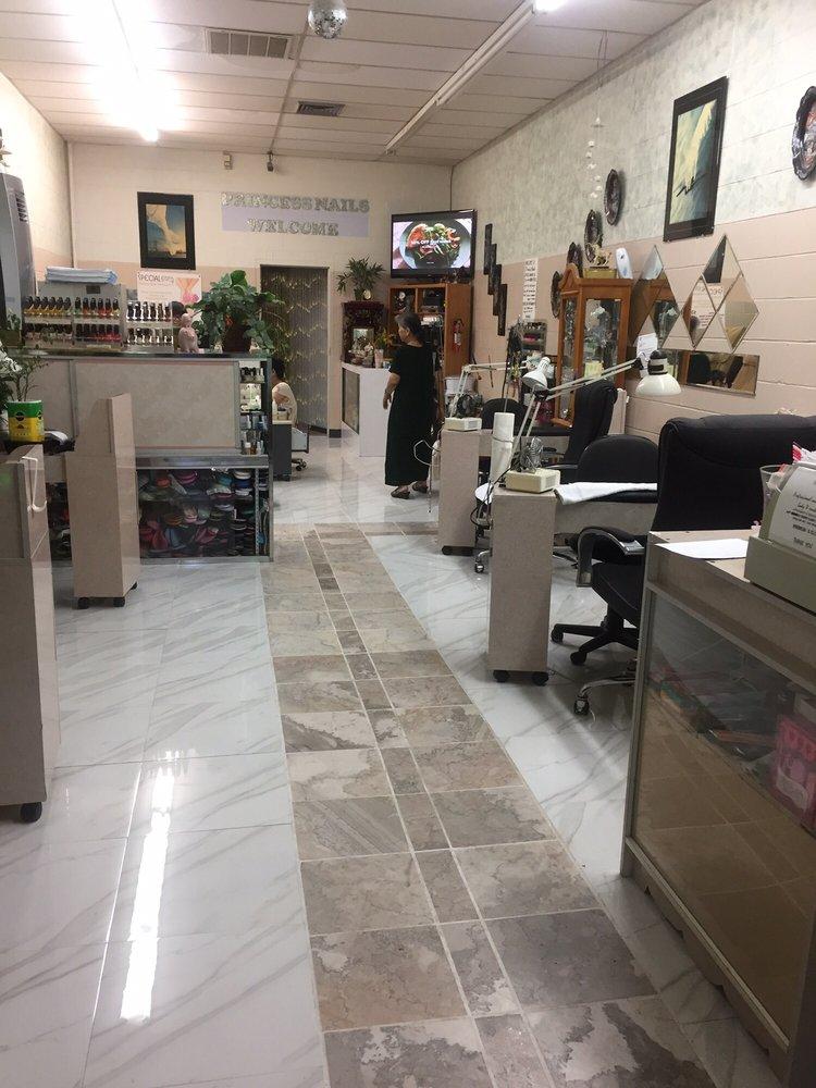Princess Nails Store - Nail Salons - 591 Middle Tpke, Storrs ...