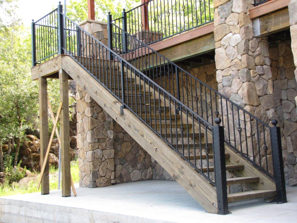 Davis Fabrication & Ornamental Designs: 914 Soda Bay Rd, Lakeport, CA