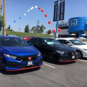 Checking Out A Photo Of Honda World Downey Ca United States