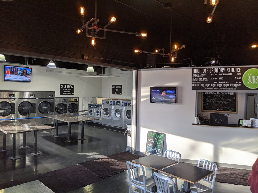 The Bubble Laundry: 1401 12th Ave S, Grand Forks, ND