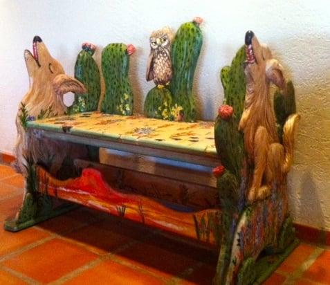David Ross Studio-Gallery: Santa Fe, NM
