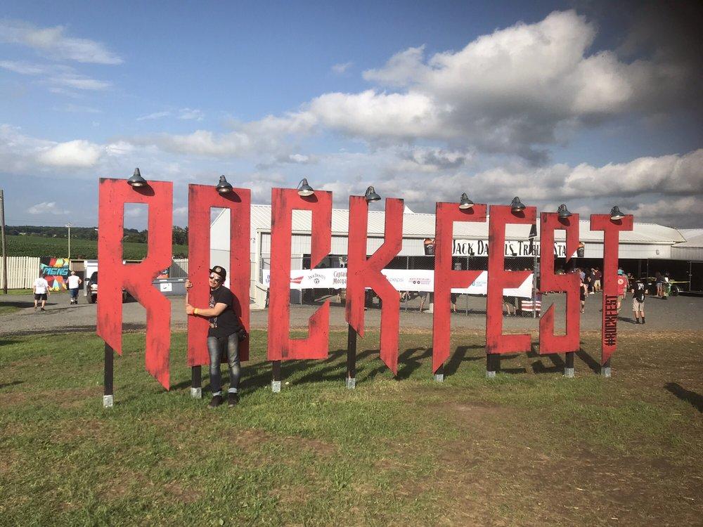 Rock Fest: 24447 County Hwy S, Cadott, WI
