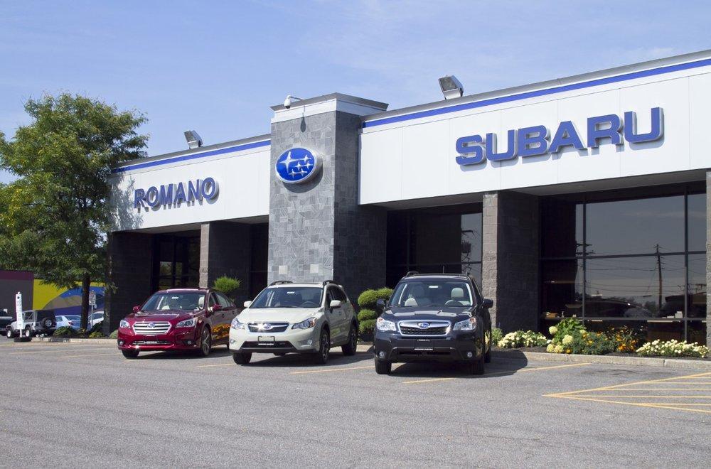 Subaru Dealers Near Me >> Romano Subaru - 23 Reviews - Car Dealers - 960 Hiawatha ...