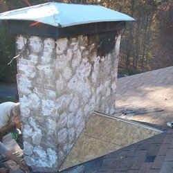 Photo Of Above All Roofing U0026 Repairs   Duluth, GA, United States. Chimney